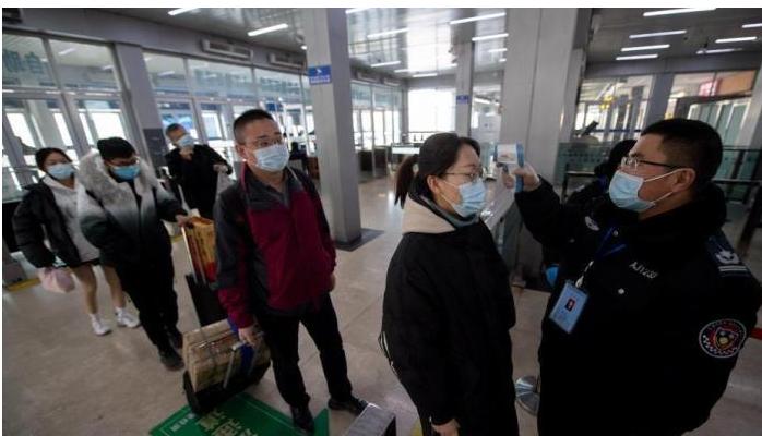 春运客流较往年明显减少,防疫防控工作有序开展